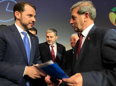 Başkan Özkan'dan Bakan Albayrak'a Dosya