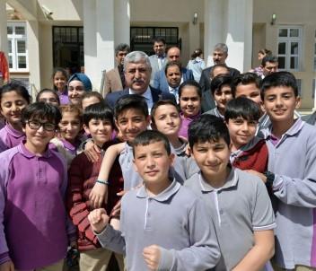 Başkan Polat, İmam Hatipli Öğrencilerle Buluştu