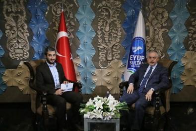 Başkan Remzi Aydın Açıklaması 'Fahri Korutürk Caddesi Ramazan Ayında Hizmet Verecek'