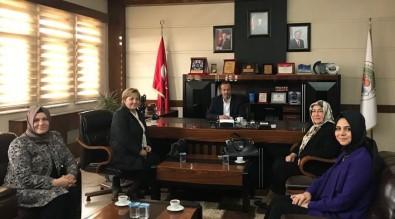 Başkan Toltar, Başkan Vekili Tuncel'i Ağırladı