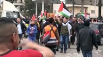 BEYTÜLLAHİM - Batı Şeria'daki Gösterilerde 55 Kişi Yaralandı