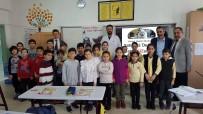 AHMET HAŞIM - Bayrampaşalı Minik Öğrencilerden Sokak Hayvanları İçin Örnek Proje