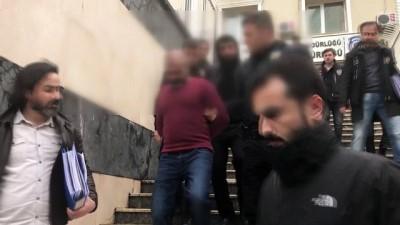 Beşiktaş'ta Eğlence Merkezi Önündeki Silahlı Saldırı