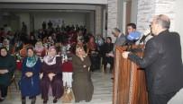 Bitlis'te 'Annemle Evde Kur'an-I Kerim Okuyorum' Projesi
