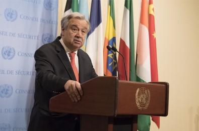 BM'den Küresel Isınma Uyarısı
