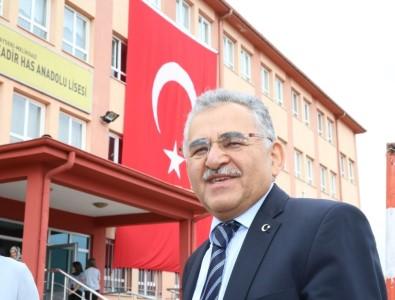 Büyükkılıç Açıklaması 'Türkiye'yi 2023 Hedeflerine Ulaştıracak Olan Gençlerdir'