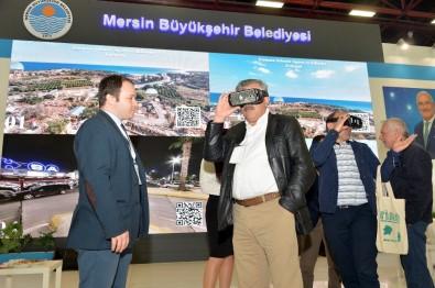 Büyükşehir Belediyesi'nin Projeleri Antalya Fuarı'nda Tanıtıldı