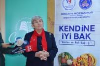 ÇERNOBİL - Canan Karatay Açıklaması 'Kahvaltıda Et Yenir; Yeter Ki Yanında Pilav, Ekmek Ve Patates Kızartması Yemeyin'