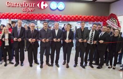 Carrefoursa, Konya'daki İlk Süpermarketini Açtı