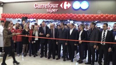 Carrefoursa'nın Konya'daki İlk Süpermarketi Açıldı