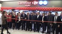 KONYA TICARET ODASı - Carrefoursa'nın Konya'daki İlk Süpermarketi Açıldı