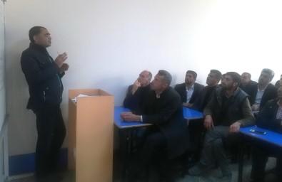 Çelikhan'da Avcılara Kurs Verildi