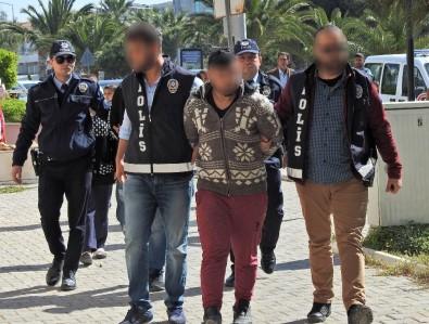 Çeşme'de Çocuklara Uyuşturucu Satan 3 Şahıs Tutuklandı