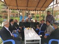 CEMAL GÜRSEL - CHP'li Kiraz'dan Mahalle Ziyaretleri
