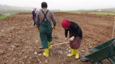 Çiftçi Eğitim Merkezi'nde İlk Eğitimler Verilmeye Başlandı