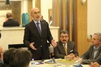 MEHMET KALE - Cihanbeyli'de Belediye Başkanları Bir Araya Geldi