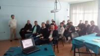 İŞ SAĞLIĞI VE GÜVENLİĞİ KANUNU - Çorum'da 'LPG Otogaz İstasyonları Sorumlu Müdür Eğitimi'