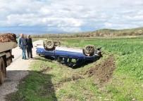 Çorum'da Trafik Kazası Açıklaması 3 Yaralı