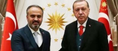 Cumhurbaşkanı Erdoğan'a Bursa Brinfingi