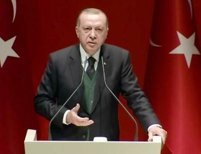 Erdoğan'dan Fransa'ya YPG tepkisi