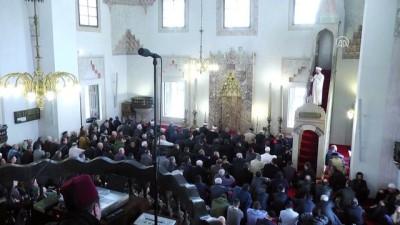Diyanet İşleri Başkanı Erbaş Saraybosna'da Cuma Namazı Kıldırdı