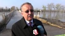 MEHMET MÜEZZİNOĞLU - Edirne'deki Nehir Taşkınları