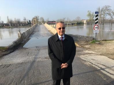 Edirne Valisi Açıkladı Açıklaması Hayat Normale Döndü