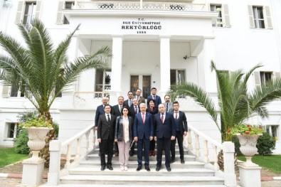 Ege Üniversitesi İle Özbekistan Arasında 'Acil Tıp' İşbirliği