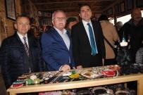 Eğirdir Yöresel Ürünler Satış Merkezi Açıldı