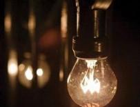 ELEKTRİK ZAMMI - Elektriğe yüzde 2,89 zam geldi