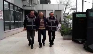 Ellerine Çorap Geçirmiş Hırsız Kıskıvrak Yakalandı