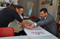 EBRU SANATı - Engeli Birey Ve Yakınlarına Sanat Terapisi