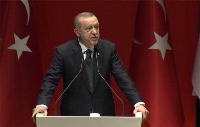 Erdoğan Musevi Vatandaşların Hamursuz Bayramı'nı Kutladı