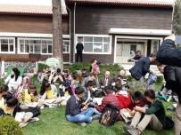 Ergani'de Kitap Okuma Etkinliği