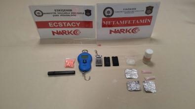 Eskişehir'de Uyuşturucu Operasyonu Açıklaması 2 Gözaltı