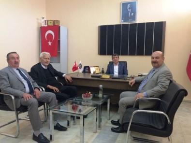 ESOB Heyeti Tatarlı Ve Çobanlar Esnaf Odaları'nı Ziyaret Etti
