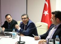 MODERATÖR - GAÜN'den İnsan Kaynakları Yönetimi Ve Halkla İlişkiler İlişkisi Paneli