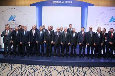 Gaziantep Büyükşehir Belediyesine, 'Belediyecilikte Ulaşımın Aklı' Ödülü
