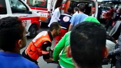 Gazze'de Şehit Sayısı 10'A Yükseldi