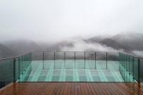 Gümüşhane'nin Yüksek Kesimlerinde Kar Yağışı Süprizi