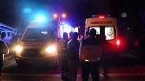 GÜNCELLEME - Kaçak Göçmenleri Taşıyan Minibüs Kaza Yaptı Açıklaması 15 Ölü, 35 Yaralı