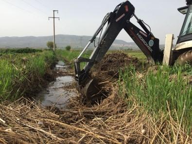 Halitpaşa'da Tarım Arazileri Korunuyor