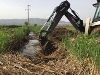 HALITPAŞA - Halitpaşa'da Tarım Arazileri Korunuyor
