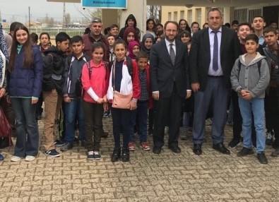 Hasköy'den 99 Öğrenci Muğla'ya Gönderildi