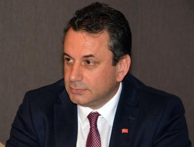 Hekimoğlu'ndan Başkan Adayı Ahmet Ağaoğlu'na Destek