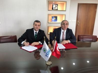 Hoca Ahmet Yesevi Üniversitesinin Hizmet Ve İrtibat Binasını TOKİ İnşa Edecek