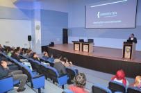 ÖĞRENCI İŞLERI - HRÜ'de Türkiye'de Siber Güvenlik Semineri Düzenlendi