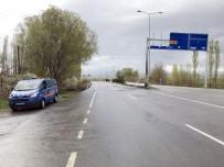 GÖRGÜ TANIĞI - Iğdır'da 17 Kişinin Öldüğü Trafik Kazası Güvenlik Kamerasına Yansıdı