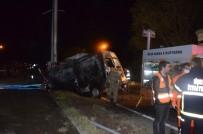 Iğdır'da Feci Kaza Açıklaması 17 Ölü 38 Yaralı