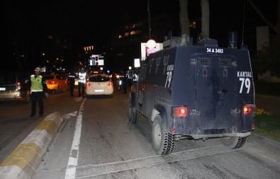 İstanbul'da 3 Bin Polisle Uygulama